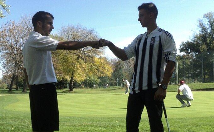 Golf - Zvezdaši dobili šampone, pa počistili ''večitog rivala''!