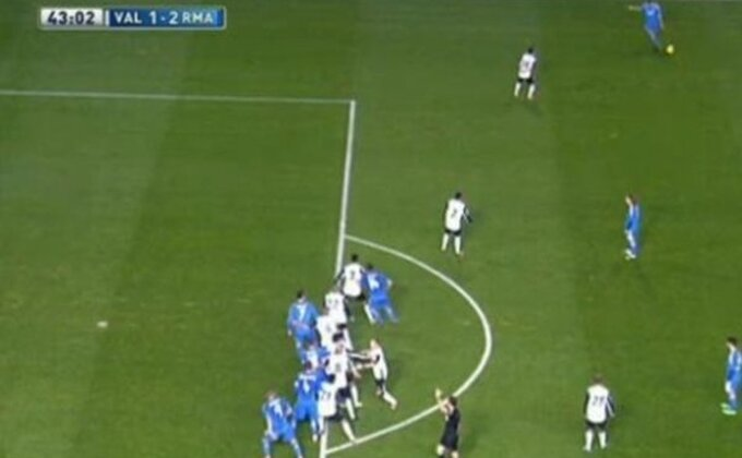 Ronaldo dao gol iz ofsajda
