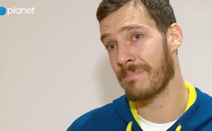 Dragić se rasplakao, dobio dres najboljeg igrača Evrope svih vremena!
