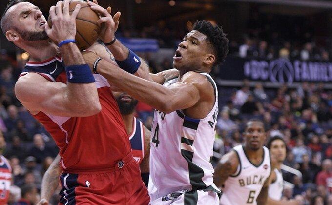 NBA - Svemoćni Janis zasenio ''čarobnjake''!