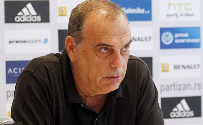 Grant zadovoljan, hvali i teren, Kuzeljeviću ''čudan'' gol Partizana