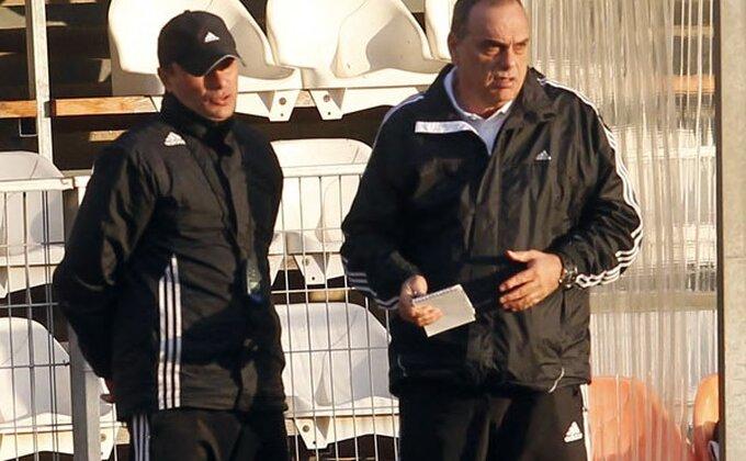 Pohvale iz Makabija: ''Grant će mnogo doneti Partizanu''