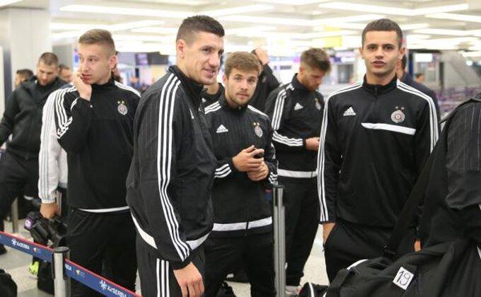 Ko će se sledeći usuditi da šutira penal za Partizan?