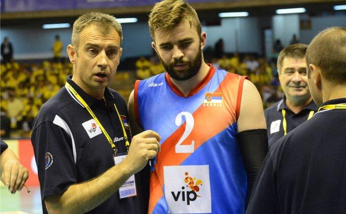 Nikola Grbić ljut: ''Bili smo prazni!''