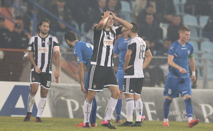 Bivši fudbaler Partizana se posvađao sa trenerom, pa ekspesno našao novi klub!