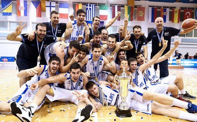 Grčki juniori šampioni Evrope