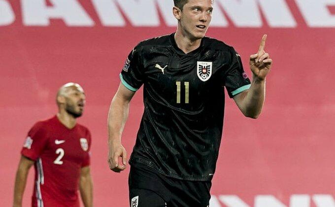 Liga nacija (B) - Austrija pokazala Srbiji kako sa Norveškom!
