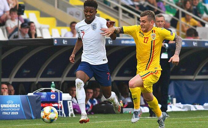 Euro (U21) - Rumunija u uzbudljivoj završnici poslala Englesku kući!