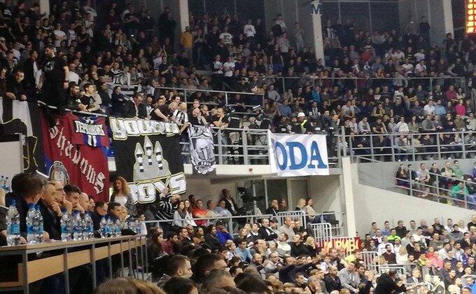 Gledao Evroligu, izabrao Partizan!