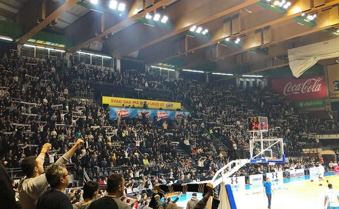Navijači Partizana hvale novajliju, a čija igra zabrinjava? (TVITOVI)