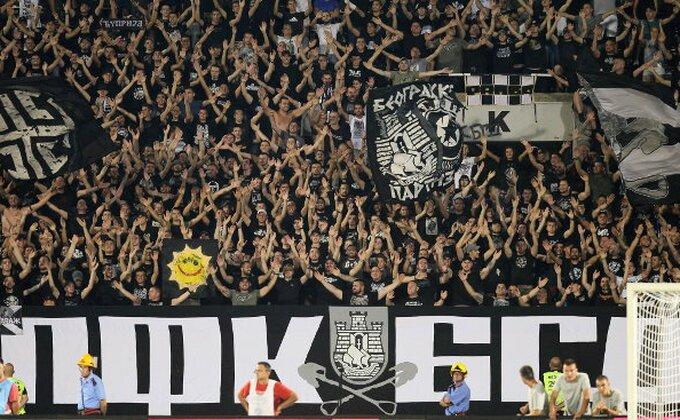 """Test položen, """"Grobari"""" oduševljeni, Partizan igra tango, """"Jaguar"""" je neverovatan! (TVITOVI)"""