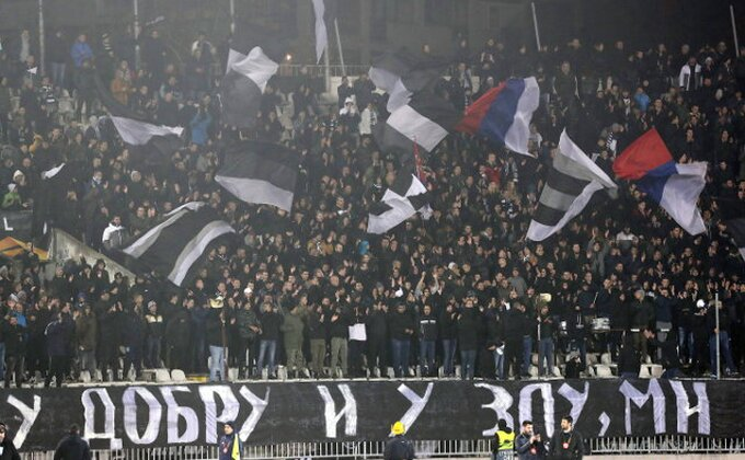 "Surovi ""grobari"": ""Da se ne zovemo Partizan, igrali bismo za opstanak!"" (TVITOVI)"