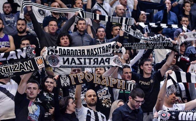 """Partizan slavio, """"pljušte"""" kritike na račun krilnog igrača! (TVITOVI)"""