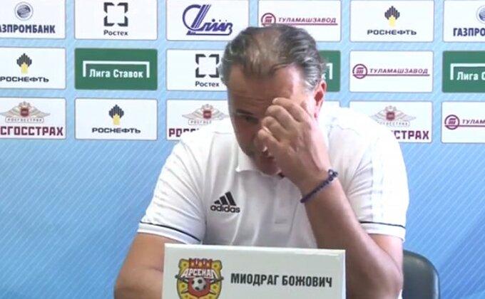 ''Grof'' Božović progovorio o Kutinjovom transferu i poslao snažnu poruku