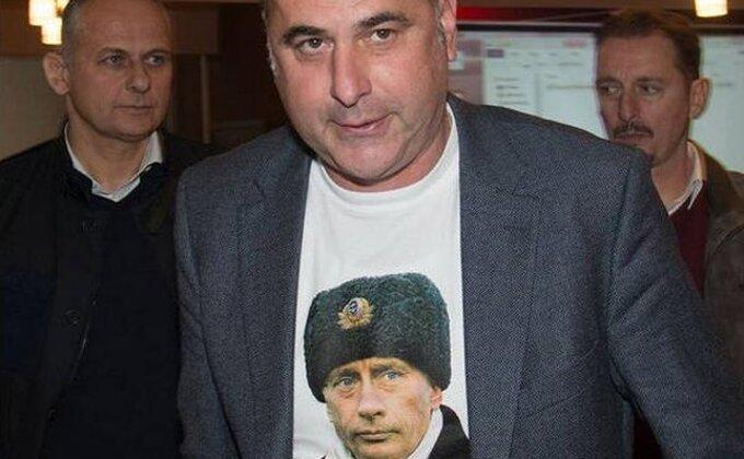 """Božović: """"Ne smem o Partizanu, izdaće saopštenje"""""""