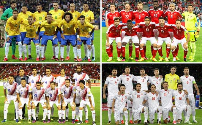 Znate li ko je prethodni put vodio Srbiju protiv Brazila? Zaustavio je Nejmara!