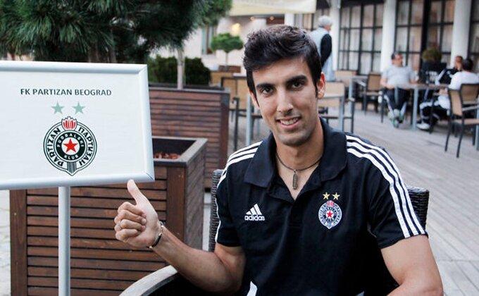 I to se desilo, igrač tužio Partizan!