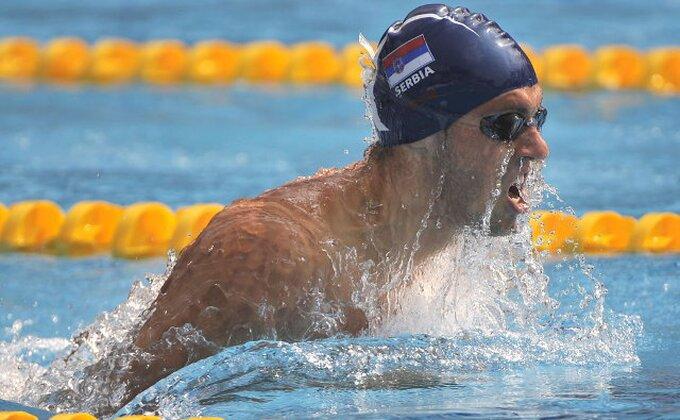 SP: Silađi u polufinalu na 50 metara prsno, svetski rekord Pitija