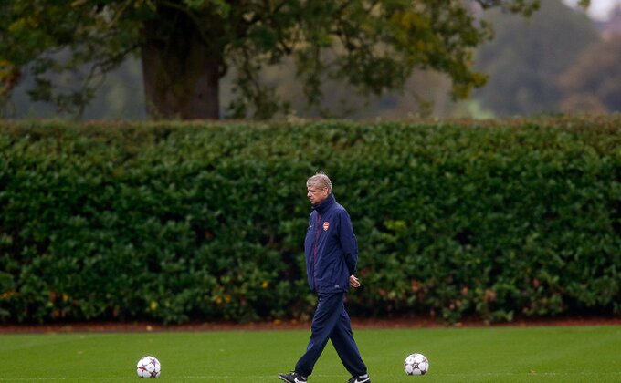 Otišao iz Arsenala i opleo po Vengeru