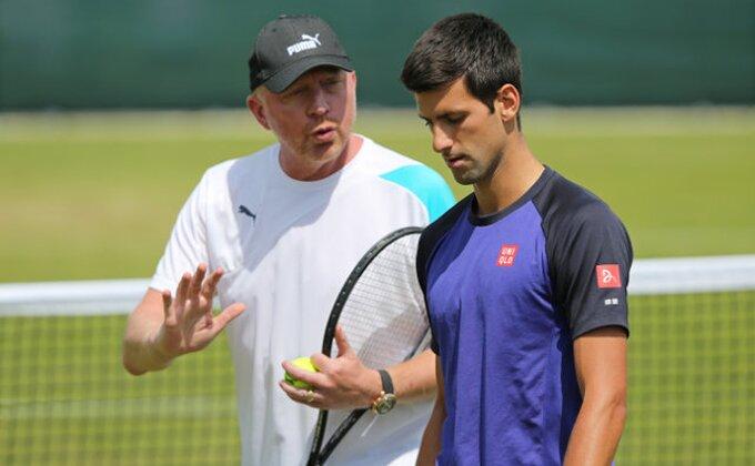 Beker otkrio šta Novaka pogađa u vezi Federera i Nadala: ''On to shvata lično...''