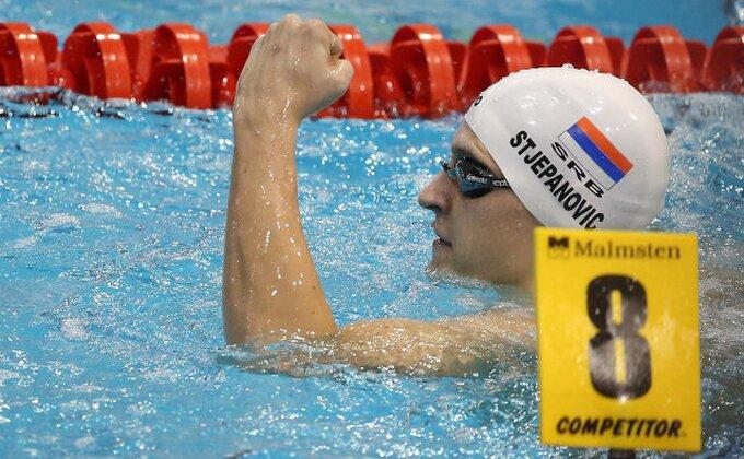EP - Velja pliva za medalju na 200 slobodno