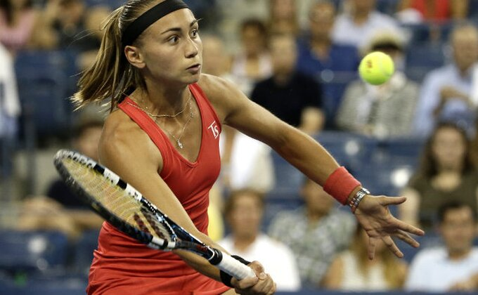 I dalje samo jedna srpska teniserka među 100 najboljih