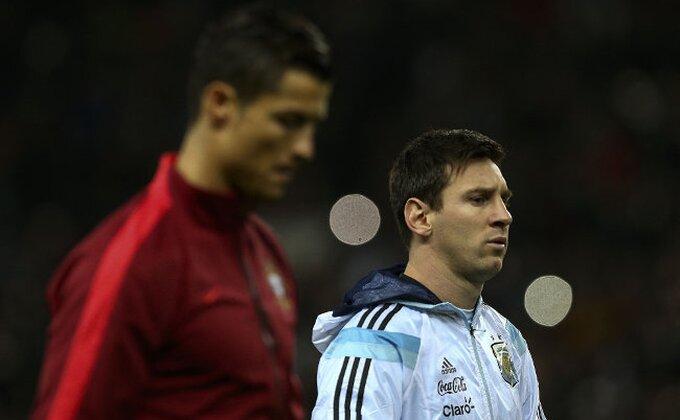 Ronaldu nedostajala dva gola - Mesi najbolji strelac kalendarske godine!