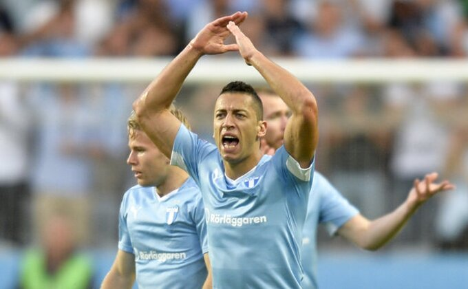 Đurđić nastavio 'teror' - Desetim golom postao najbolji strelac švedske lige
