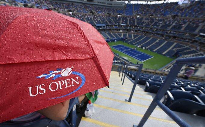 US Open - Još otkaza...
