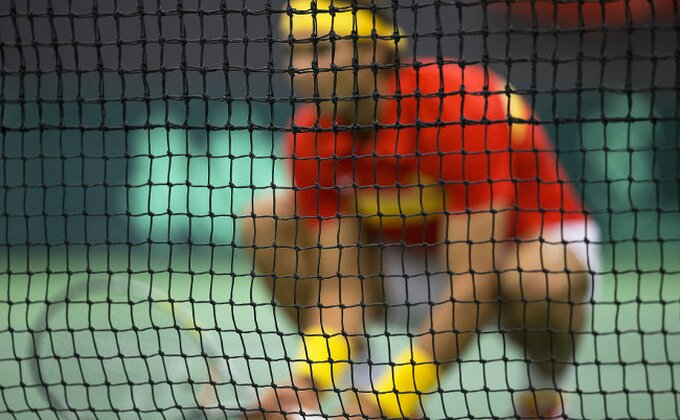Nadal se pobedom u Dejvis kupu vratio na teren posle povrede