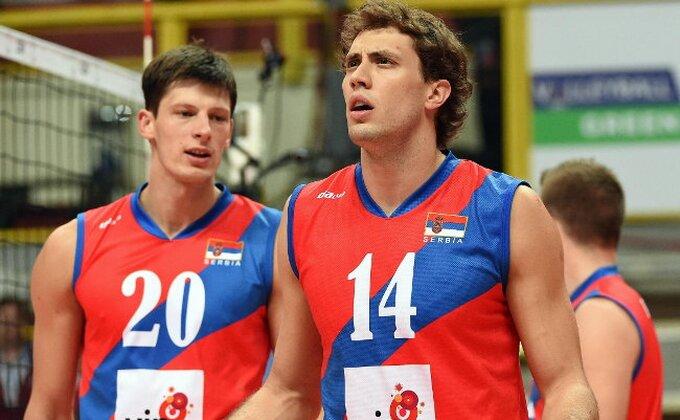 Srpski odbojkaši na pobedu od Olimpijskih igara!