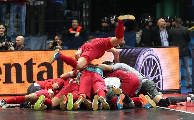 """Počinje EURO u futsalu - """"Orlovi"""" prvo na domaćina (18.00)"""