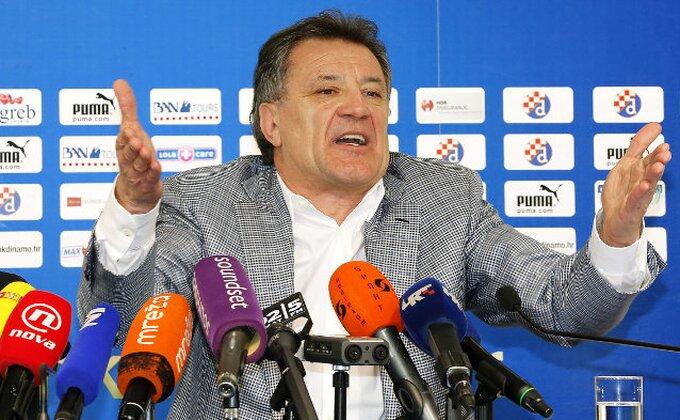 Zdravko Mamić opleo po reprezentativcima Hrvatske i selektoru Čačiću: ''Sram vas bilo!''