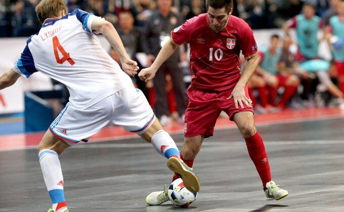 SP (kval.) - Srbija u grupi sa Francuskom