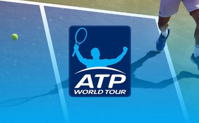 Bez većih promena na ATP listi