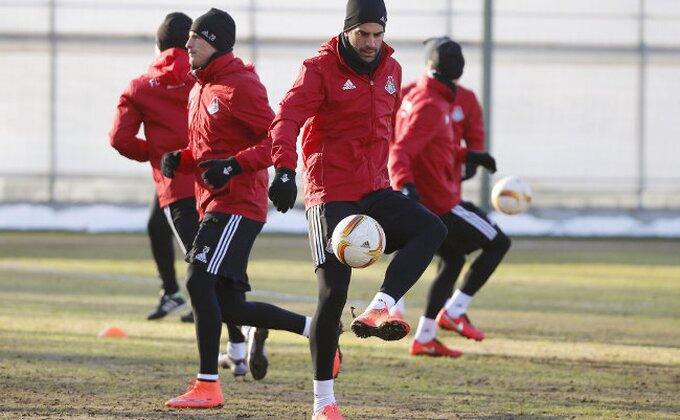 Škuletić has found a new club, its captain is a former Zvezda football player!