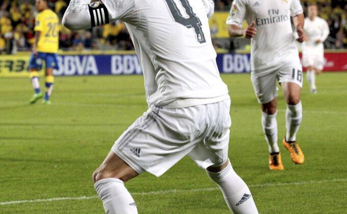 Veliki peh za Real, bez kapitena u drugom poluvremenu!