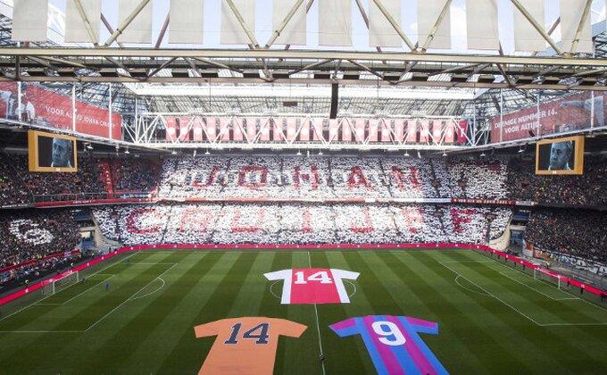 Stadion Ajaksa ima novo ime - Johan Krojf!