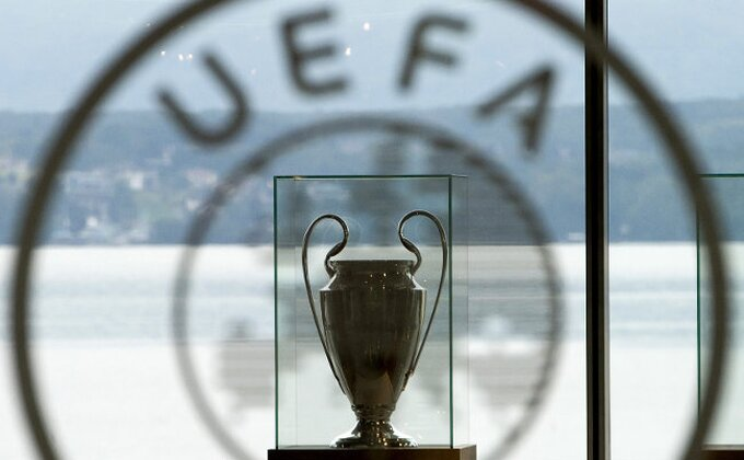 UEFA napravila najbolji tim LŠ!