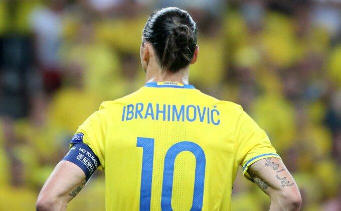 Da li se Ibra nervira dok gleda Švedsku?