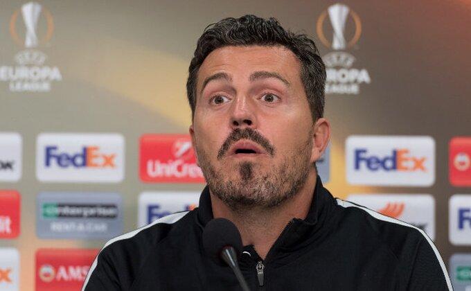 Logičan sled događaja, Đurđević ostao bez trenera