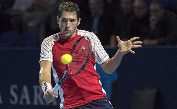 Lajović izgubio u prvom kolu turnira u Ženevi