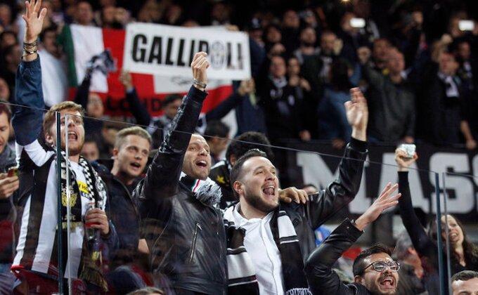 Igrač Lacija sve bliži Juventusu!