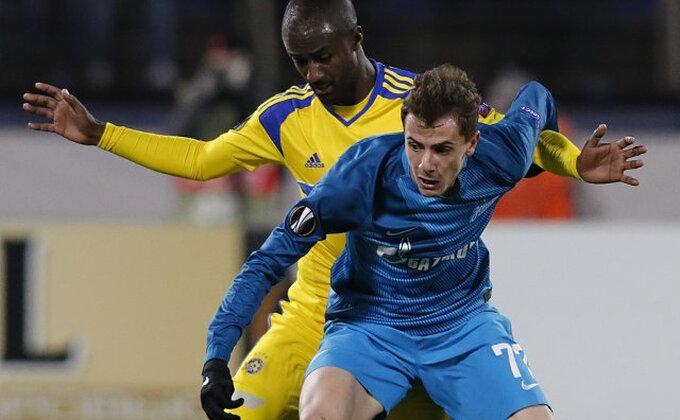 Đorđević srušio CSKA, Zenitov novi korak ka tituli!