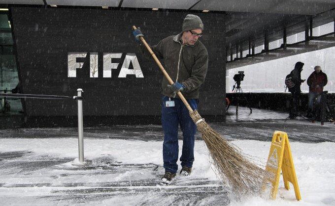 Srbija završava godinu na 29. mestu FIFA rang-liste