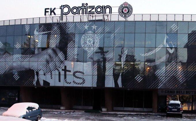 Partizan objavio saopštenje povodom dešavanja na ''Karađorđu''