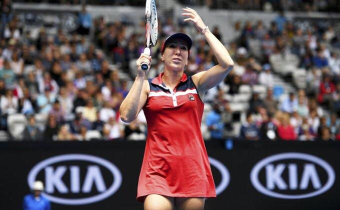 US open - Jankovićeva zaustavljena u prvom kolu