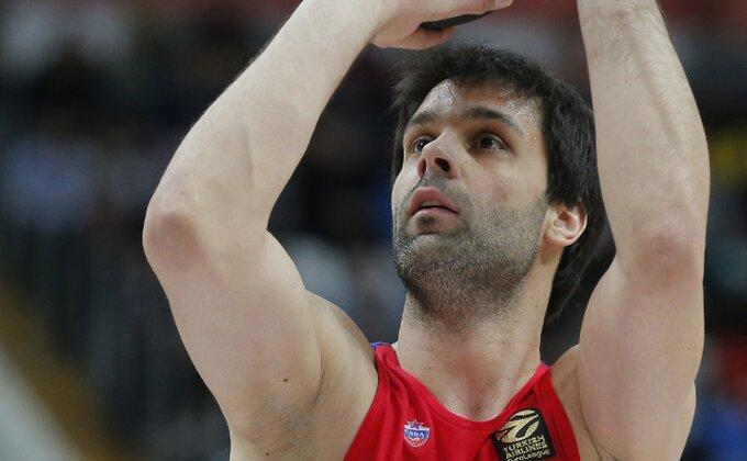 Ovo je šut Teodosića koji je mogao CSKA da odvede u finale