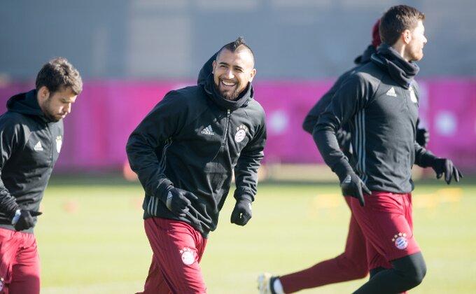 Vidal želi nazad u Italiju?