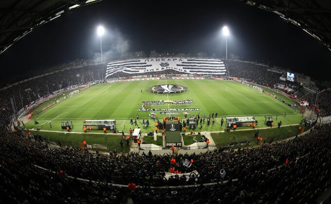 Katastrofa - PAOK ostao bez bodova i šansi za titulu!